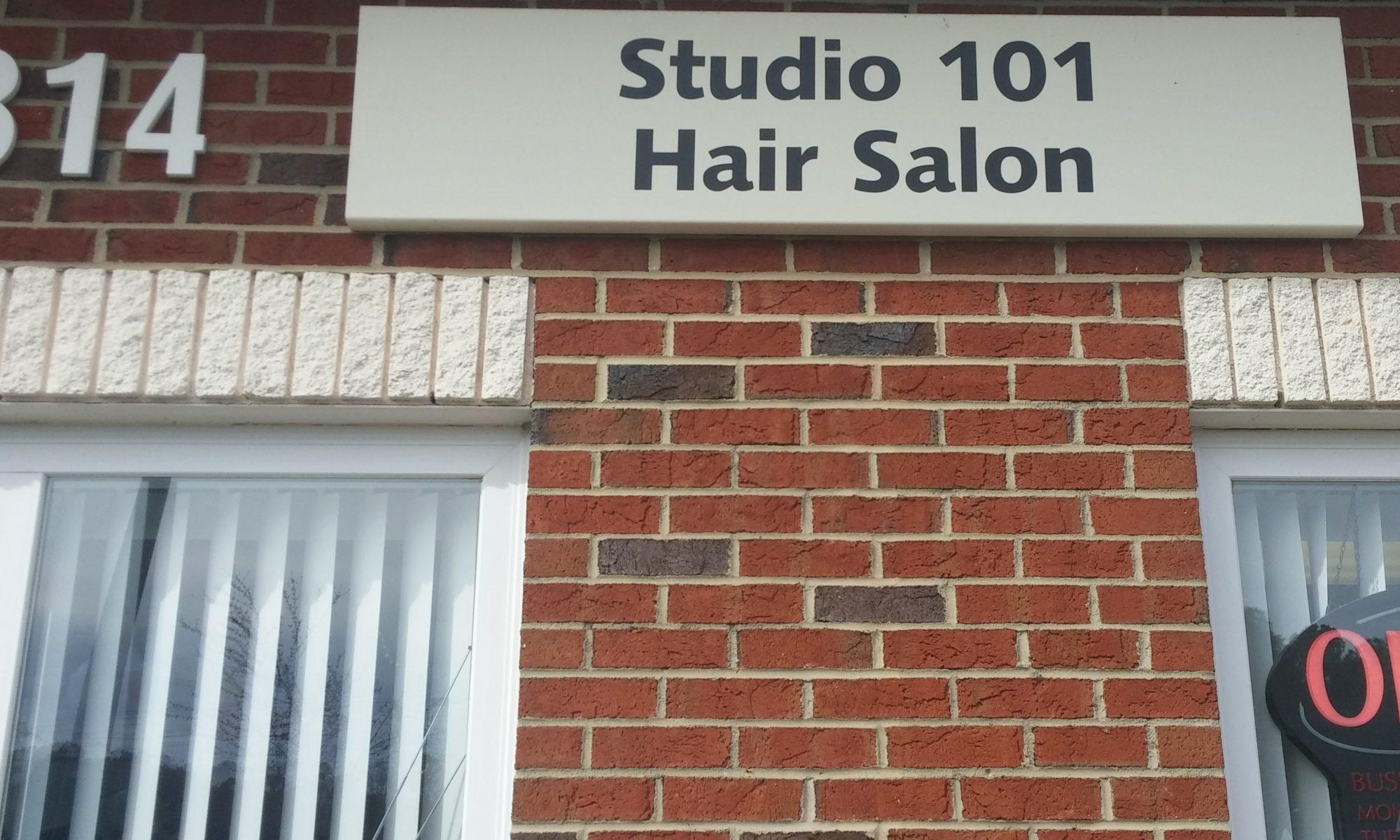 Find Us – Studio 101 Hair Salon